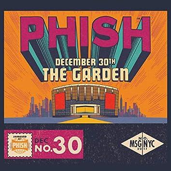 Phish: 12/30/17 Madison Square Garden, New York, NY (Live)