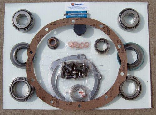 """Complete Master Bearing/Installation Kit for Ford 9"""" - Timken USA - 9 Inch - Rebuild - 3.06"""" Carrier Bearings/Daytona Pinion Bearing"""