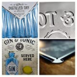 Immagine 2 nostalgic art targa vintage gin