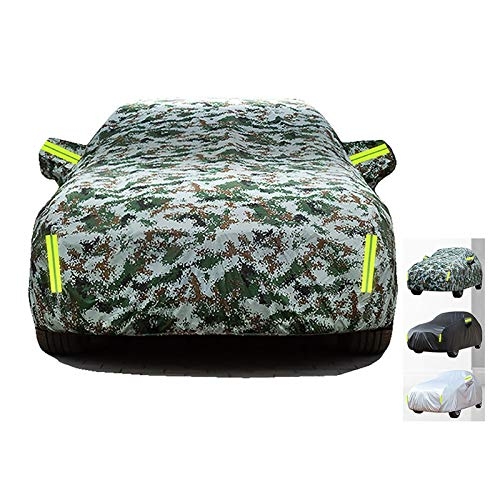 Fundas para coche Cubierta del coche, 100% cubierta del coche a prueba de agua y resistente al calor, compatible con la cubierta de coche Lamborghini Urus, 4-capa de cubierta del coche forro de algodó