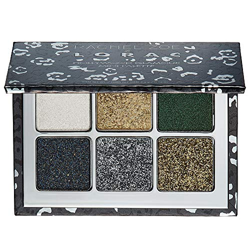Rachel Zoe X LORAC Hollywood Glamour Eye Palette: Black Tie