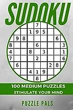 SUDOKU: 100 Medium Puzzles