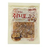 Filefish Fillet Jerky [ Korean Snacks ] Korean Roasted File Fish Snack, High in Protein and Essential Acids, Ready to Eat Real Seafood [ JRND Foods ]