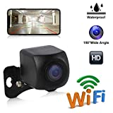 WiFi Smart Car Backup Camera Rear View Cam Wireless Works with Smartphone App