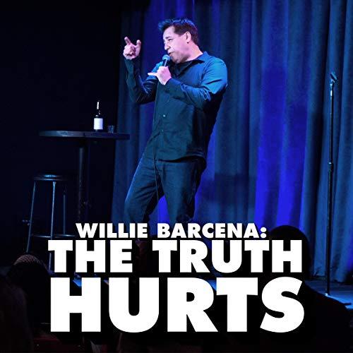 Willie Barcena audiobook cover art