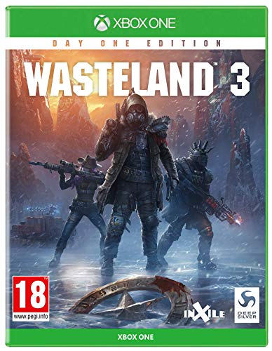 Wasteland 3 - Day-One - Xbox One