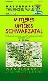 Wanderkarten für Thüringen