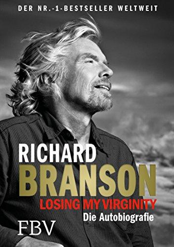 Buchseite und Rezensionen zu 'Losing My Virginity: Die Autobiografie' von Branson, Richard