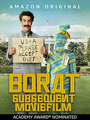 Borat nästa film