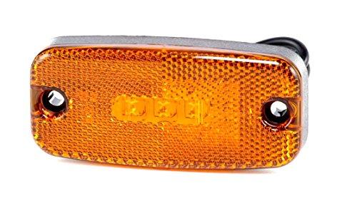 HELLA 2PS 357 008-001 Seitenmarkierungsleuchte - Valuefit - LED - Anbau