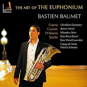 The Art of the Euphonium: Bastien Baument
