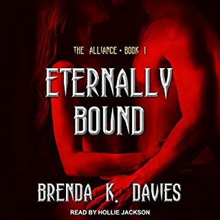 Eternally Bound audiobook cover art