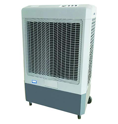 Hessaire MC61M Evaporative Cooler, 5,300 CFM, Gray