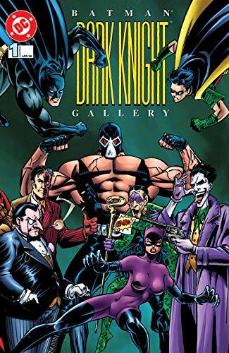 Batman: Dark Knight Gallery (1995) #1 (Batman: Dark Knight Gallery (1996)) (English Edition)