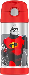 Thermos Incredibles 12 oz Funtainer Water Bottle - Red