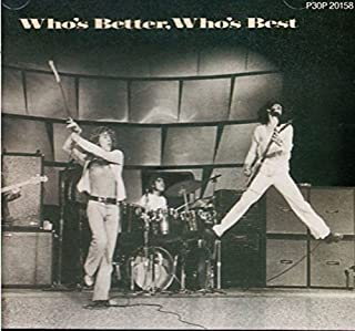 Who's Better, Who's Best: The Very Best Of The Who