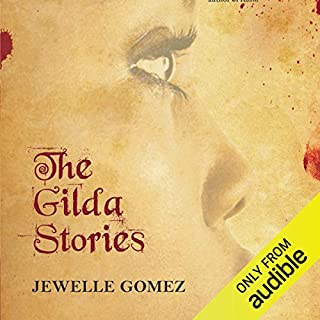 The Gilda Stories audiobook cover art