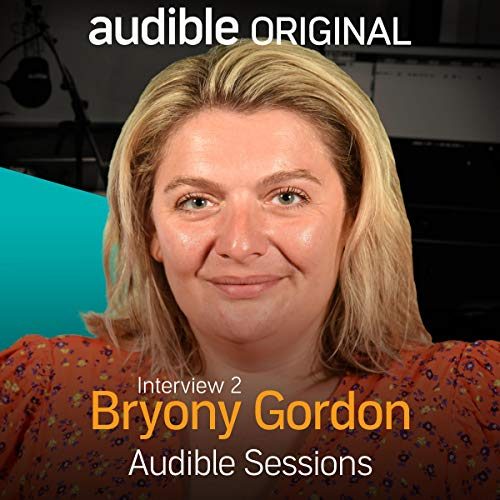 Bryony Gordon - July 2018 audiobook cover art
