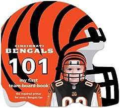 Cincinnati Bengals 101: My First Team-Board-Book