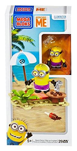 Mega Bloks Despicable Me Beach Party Set