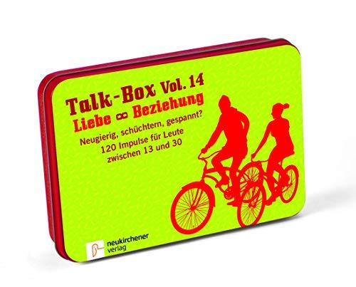Talk-Box Vol. 14 - Liebe & Beziehung. 120 Impulse für Leute zwischen 13 und 30: Neugierig, schüchtern, gespannt? 120 Impulse für Leute zwischen 13 und 30