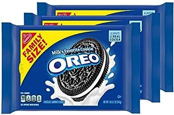 3-Pack Oreo Chocolate Sandwich Cookies