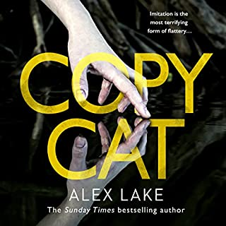 Copycat audiobook cover art