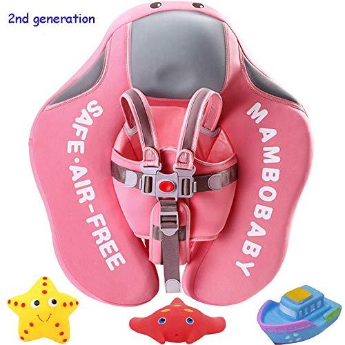 Nicht-aufblasbare Baby Schwimmring Float Schwimmreifen Mit Schwimmsitz Schwimmhilfe Schwimmen Ring Aufblasbarer Kleinkind Kinder Schwimmreifen Schwimmbad Schwimmring Schwimmtrainer für 3-24 Monate