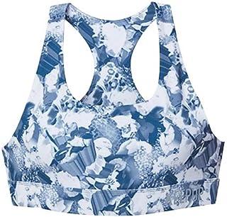Yoga Bra Printed I-shaped Shoulder Strap Shockproof Vest Quick-drying Women's Sports Bras