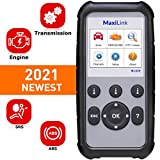 Autel ML629 OBD2 Scanner ABS SRS Engine Transmission Diagnoses OBD II Full...