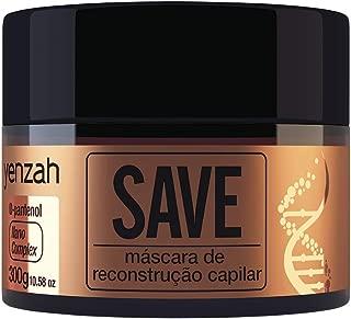 Máscara Save, Yenzah, Branco