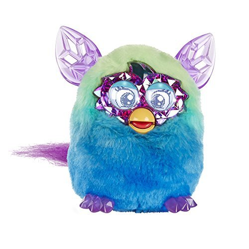 Furby Boom Crystal Series (Green/Blue) by
