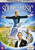 La Mélodie du Bonheur - Edition Remasterisé 3 disques [Blu-ray + DVD]