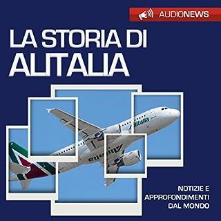 La storia di Alitalia copertina