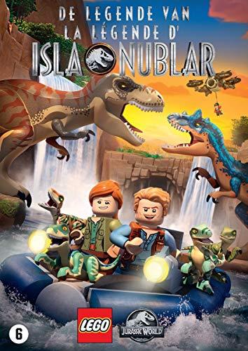 Lego Jurassic World : Legend of Isla Nublar [DVD]