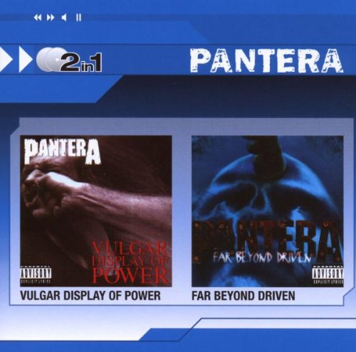 Vulgar Display of Power/Far Beyond Driven (2in1)