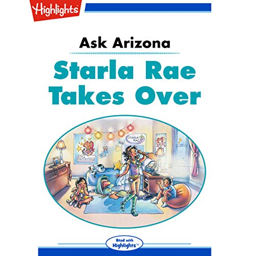 Ask Arizona: Starla Rae Takes Over copertina