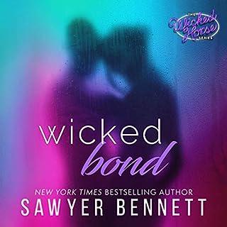 Wicked Bond audiobook cover art
