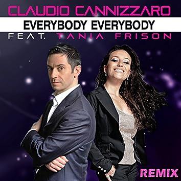 Everybody Everybody (feat. Tania Frison) [Remix]