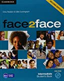face2face for Spanish Speakers Second Edition Intermediate Student's Pack (Student's Book with DVD-ROM, Spanish Speakers Handbook with CD, Workbook with Key)