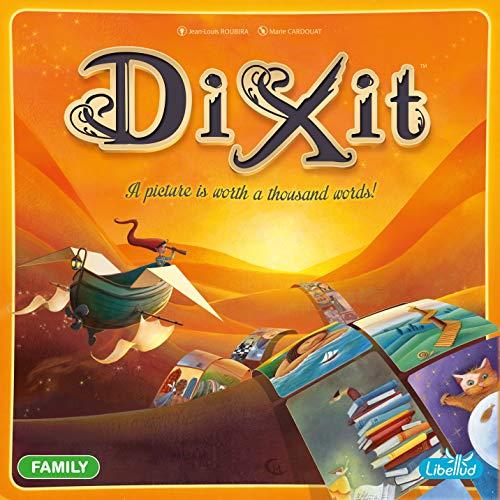 Asmodee – Libellud 200706 – Dixit – Spiel des Jahres 2010 - 2