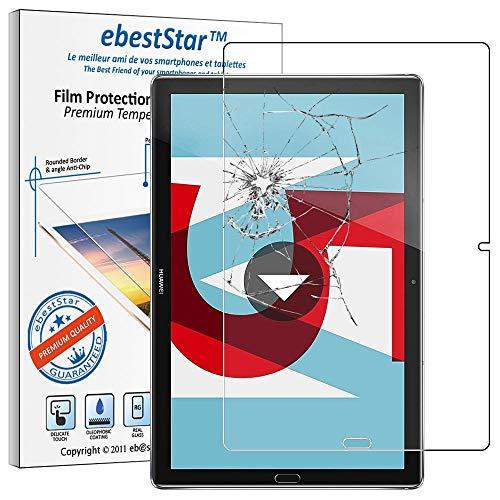 ebestStar - Vetro Temperato Compatibile con Huawei MediaPad M5 10.8 Protezione Schermo Pellicola, Anti Shock Anti Rottura Anti graffio [M5 10.8: 258.7 x 171.8 x 7.3mm, 10.8'']