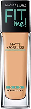Maybelline Fit Me Matte + Poreless Liquid Makeup Foundation