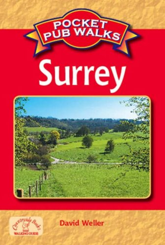 Pocket Pub Walks Surrey (Pocket Pub Walks)