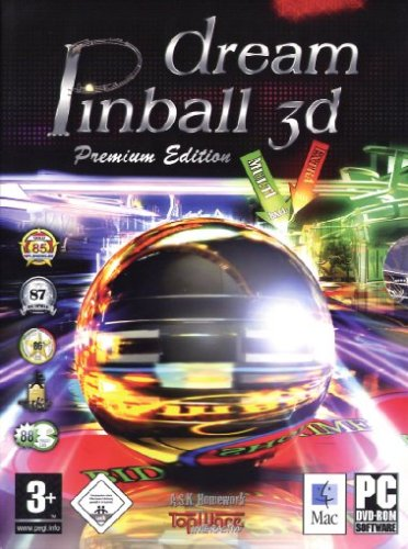 Dream Pinball 3D - [PC/Mac]
