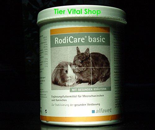 alfavet Tierarzneimittel RodiCare basic für Meerschweinchen und Kaninchen