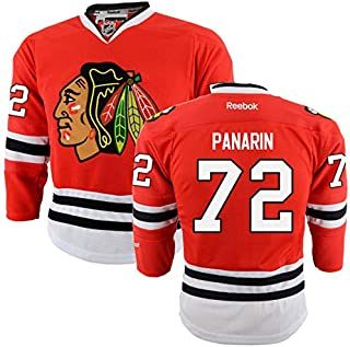 Chicago Blackhawks Artemi Panarin Youth Red Premier Jersey