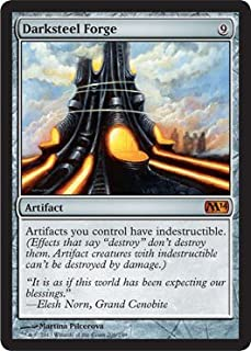 Magic: the Gathering - Darksteel Forge (206/249) - Magic 2014 - Foil