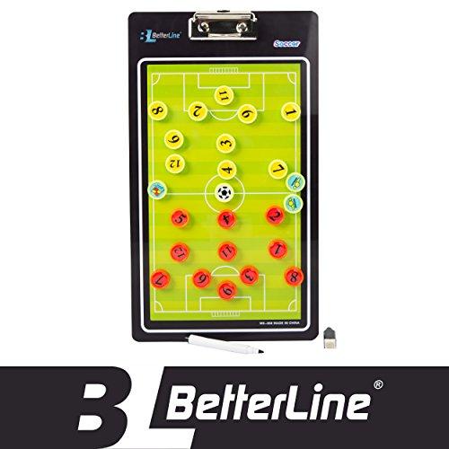 BETTERLINE Premium Tablero Entrenamiento Mejor línea–magnético