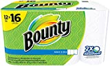 Bounty Select-a-Size Paper Towels, White, 12 Rolls (Pack of 1)